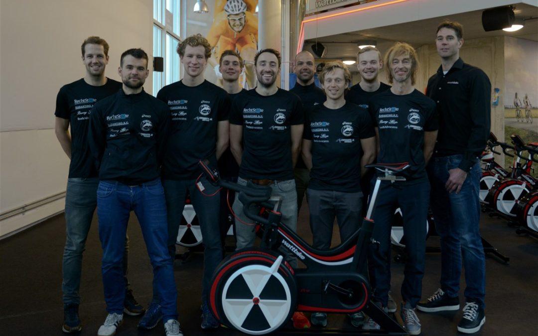 Wattbike wordt partner van Eredivisie team De Dolfijn