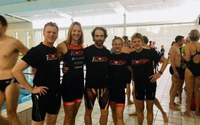 Swim Safari – 3uur zwemestafette
