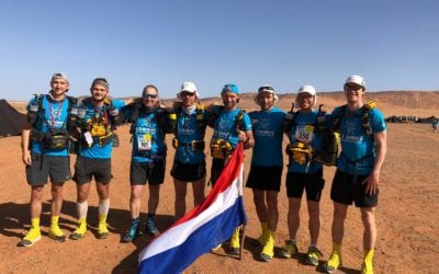 Verslag Marathon Des Sables (MDS) 2019