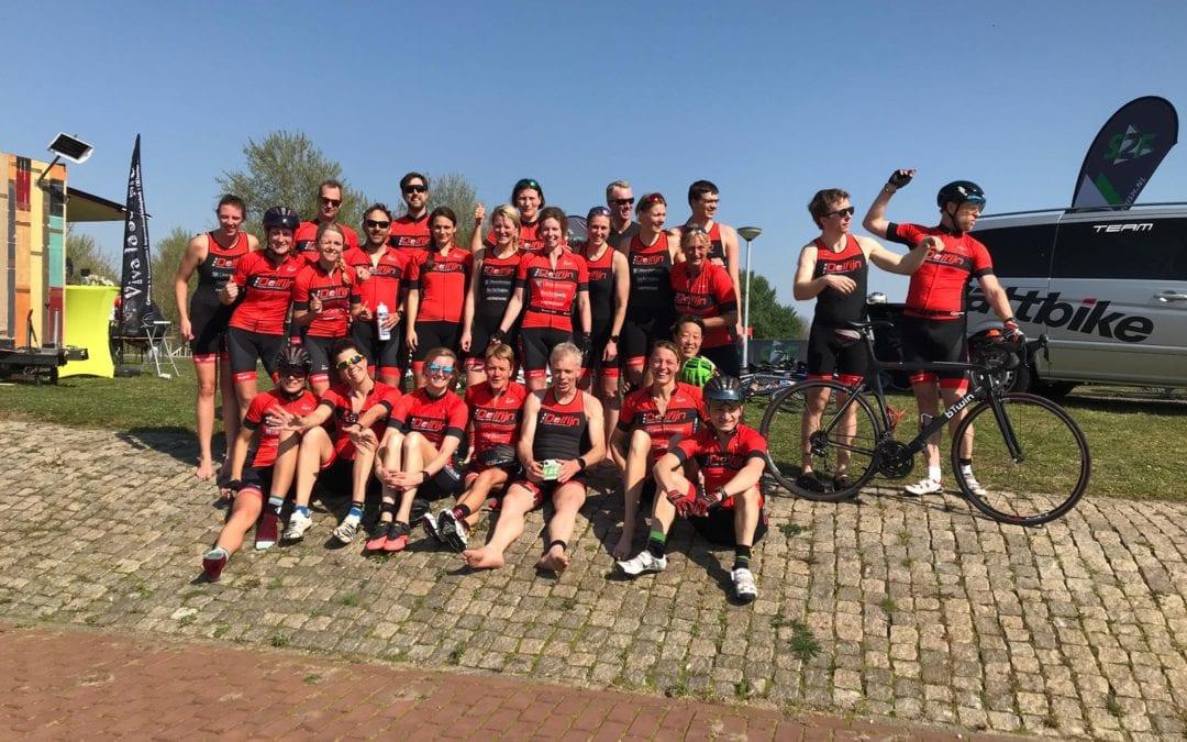 Tijdrit Almere – Teamwork en grenzen verleggen