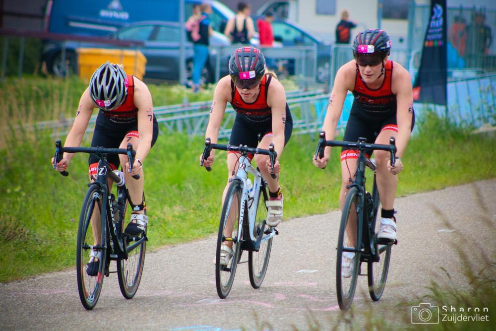 1e divisie dames: teamwedstrijd Almere