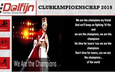 Clubkampioenschap Finale!
