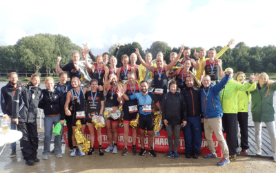 Tri Bosbaan – De finale van het Dolfijn Clubkampioenschap
