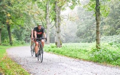 Strongerthanever Challenge Bosbaan 28-9-2019